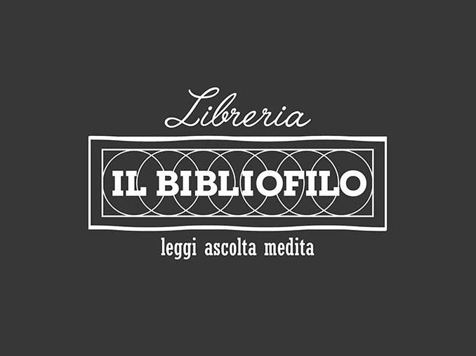 """Branding project libreria """"Il Bibliofilo"""""""