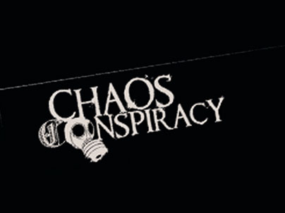 Artwork music band Chaos Conspiracy