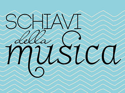 Advertising e visual – Festival Schiavi della Musica