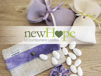 New Hope brochure – Corporate e Photo Shooting
