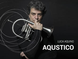 "Cd Packaging ""Aqustico"" di Luca Aquino"